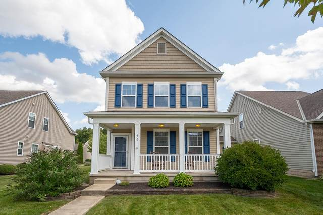 406 Eshlure Court, Delaware, OH 43015 (MLS #221036539) :: Jamie Maze Real Estate Group