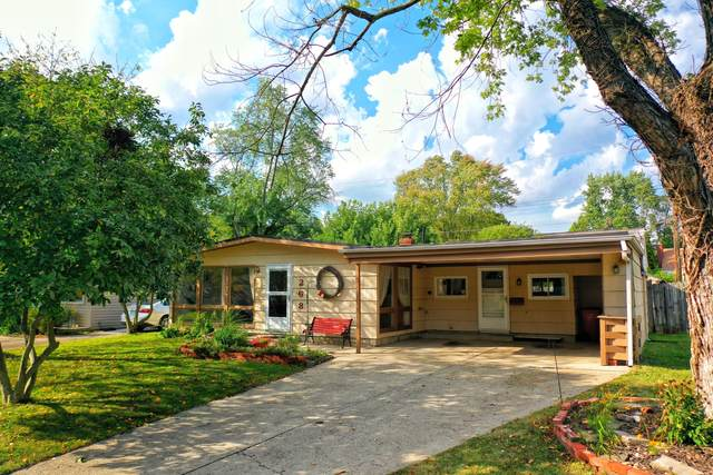 268 E Clearview Avenue, Worthington, OH 43085 (MLS #221036678) :: LifePoint Real Estate