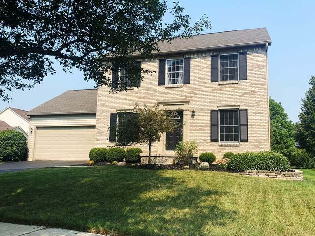 5864 Meadowbrook Lane, Hilliard, OH 43026 (MLS #221036696) :: LifePoint Real Estate