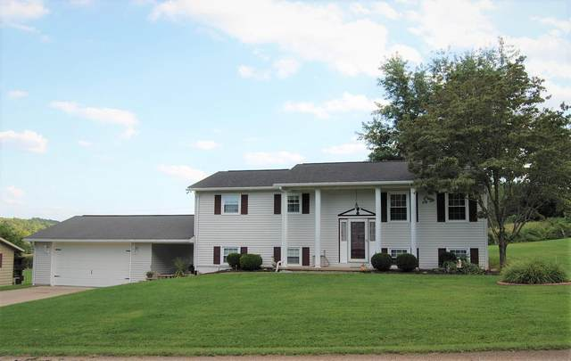 150 Meadowhaven Drive, Zanesville, OH 43701 (MLS #221036853) :: Exp Realty