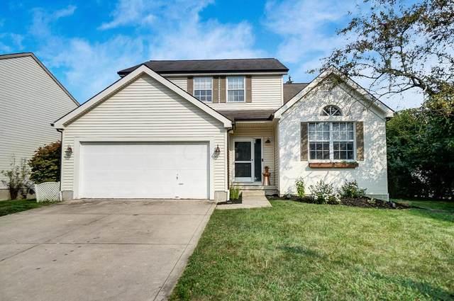 550 Woodbay Drive, Columbus, OH 43230 (MLS #221036933) :: Signature Real Estate
