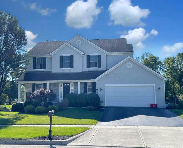 7147 Marrisey Loop, Galena, OH 43021 (MLS #221036987) :: Sandy with Perfect Home Ohio