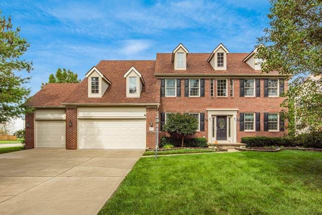 8870 Hickory View Street, Canal Winchester, OH 43110 (MLS #221037091) :: Simply Better Realty