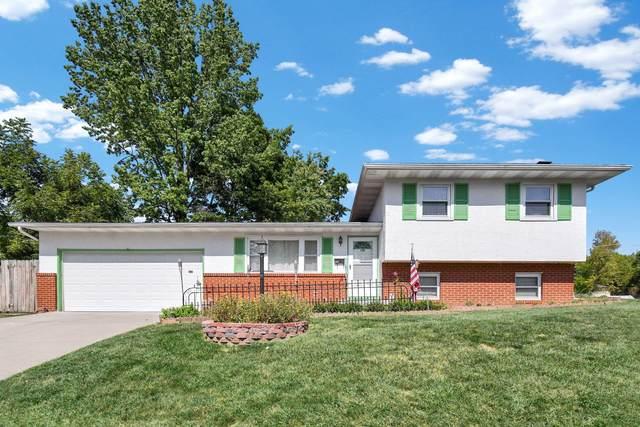 1037 Northfield Place N, Reynoldsburg, OH 43068 (MLS #221037105) :: MORE Ohio