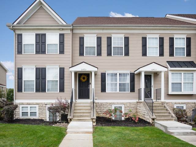6495 Nottinghill Trail Drive 7-6495, Canal Winchester, OH 43110 (MLS #221037120) :: ERA Real Solutions Realty