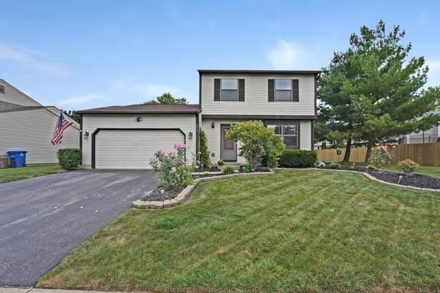 802 Ashford Glen Drive, Gahanna, OH 43230 (MLS #221037124) :: Greg & Desiree Goodrich | Brokered by Exp