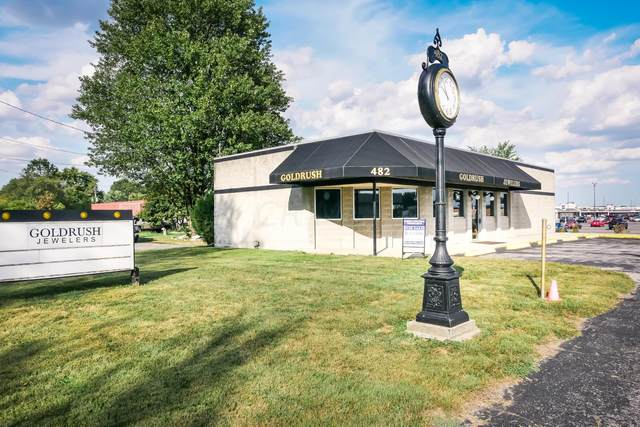 482 Kensington Place, Marion, OH 43302 (MLS #221037189) :: Bella Realty Group