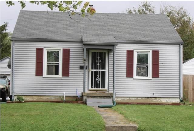 232 N Douglas Avenue, Springfield, OH 45503 (MLS #221037215) :: Exp Realty