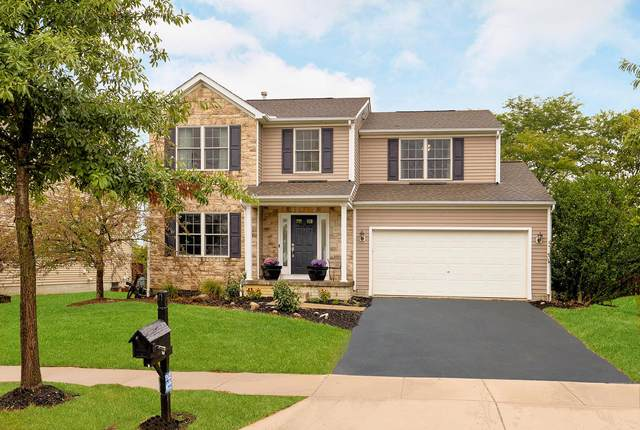 971 Sapphire Flame Drive, Delaware, OH 43015 (MLS #221037286) :: Sandy with Perfect Home Ohio