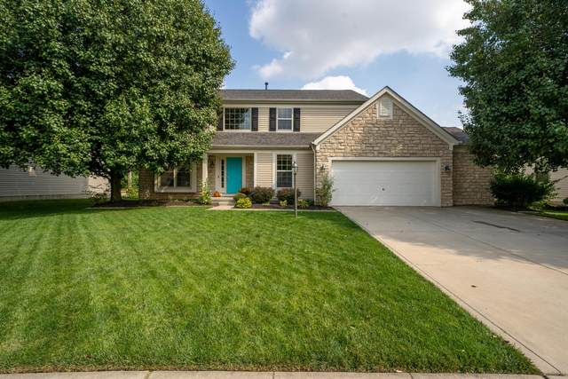 8098 Woodstream Drive, Canal Winchester, OH 43110 (MLS #221037606) :: Sandy with Perfect Home Ohio