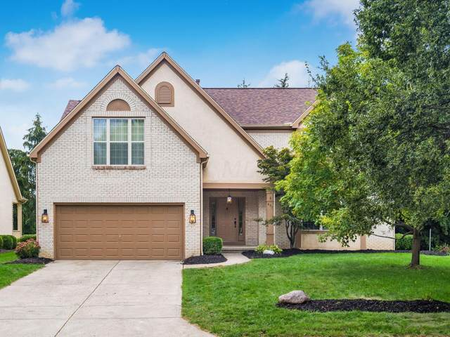 491 Pinebrooke Lane, Westerville, OH 43082 (MLS #221037715) :: Bella Realty Group