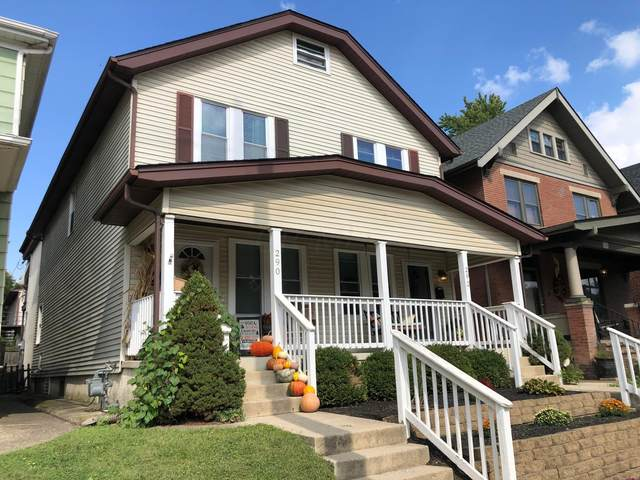 290 Thurman Avenue, Columbus, OH 43206 (MLS #221037755) :: Berkshire Hathaway HomeServices Crager Tobin Real Estate