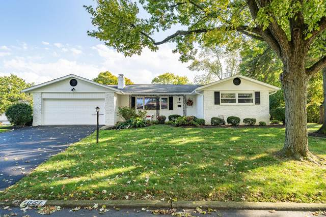 1061 Stanhope Drive, Columbus, OH 43221 (MLS #221037831) :: 3 Degrees Realty