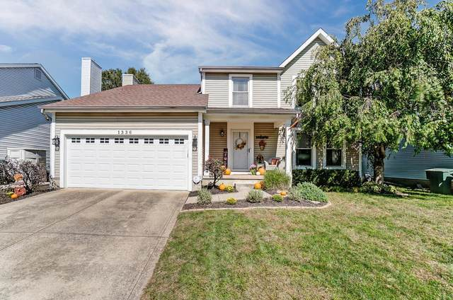 1336 Boswall Drive, Worthington, OH 43085 (MLS #221037875) :: Exp Realty