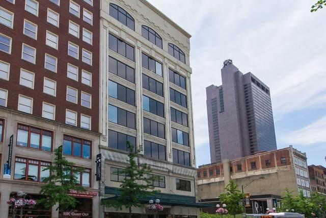 106 N High Street #603, Columbus, OH 43215 (MLS #221038048) :: Sam Miller Team
