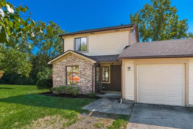 7551 Tyjon Circle, Columbus, OH 43235 (MLS #221038233) :: Sandy with Perfect Home Ohio