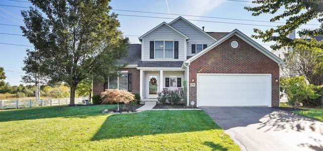 4782 Bosk Drive, New Albany, OH 43054 (MLS #221038296) :: The Tobias Real Estate Group