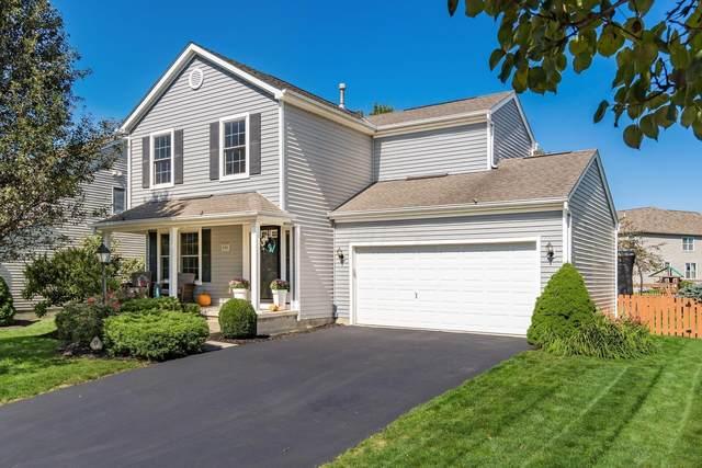 346 Flat River Street, Pickerington, OH 43147 (MLS #221038596) :: Sandy with Perfect Home Ohio