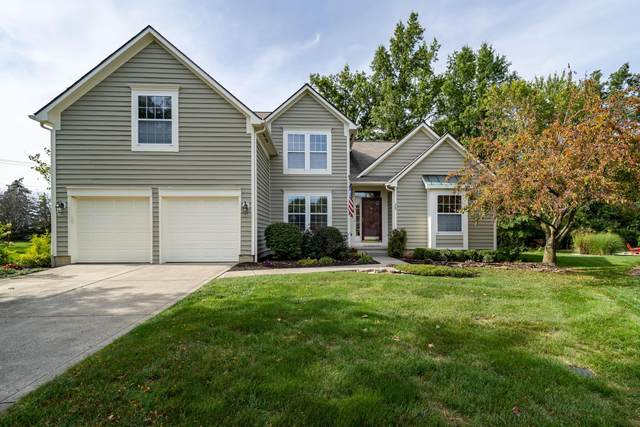 305 Paynes Depot Court, Powell, OH 43065 (MLS #221038617) :: ERA Real Solutions Realty
