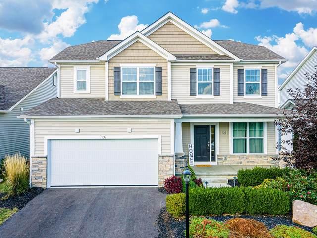 102 Alderwood Circle, Plain City, OH 43064 (MLS #221039166) :: Exp Realty