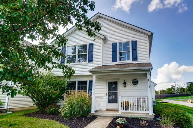 8763 Arrowtip Lane, Lewis Center, OH 43035 (MLS #221039602) :: Sandy with Perfect Home Ohio
