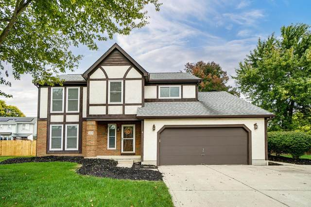 1419 River Trail Drive, Grove City, OH 43123 (MLS #221040056) :: 3 Degrees Realty