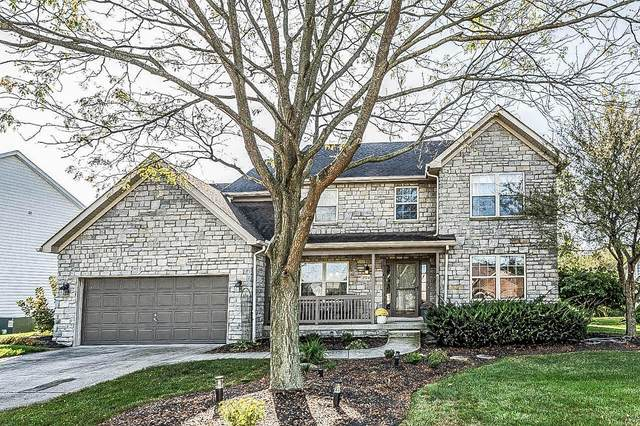 2524 Abbey Knoll Drive, Lewis Center, OH 43035 (MLS #221040301) :: 3 Degrees Realty