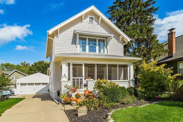 270 Glenmont Avenue, Columbus, OH 43214 (MLS #221040313) :: ERA Real Solutions Realty