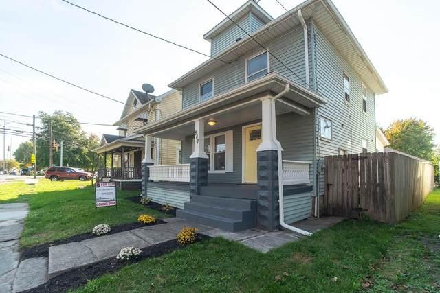 847 Uncapher Avenue, Marion, OH 43302 (MLS #221040465) :: Jamie Maze Real Estate Group