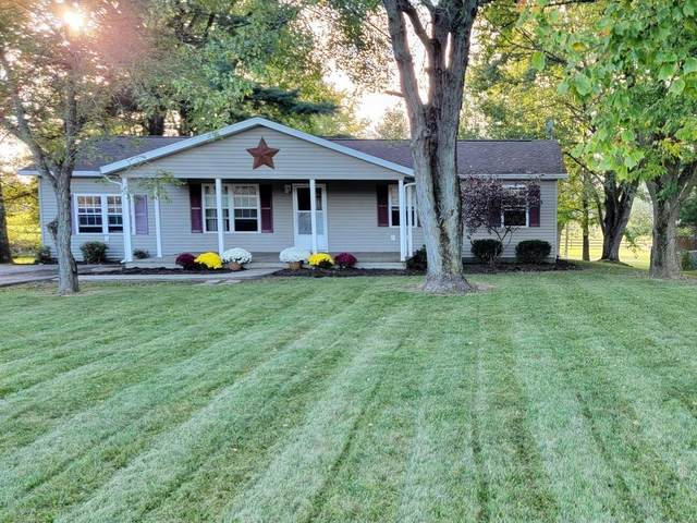 1100 County Road 170, Marengo, OH 43334 (MLS #221040495) :: CARLETON REALTY