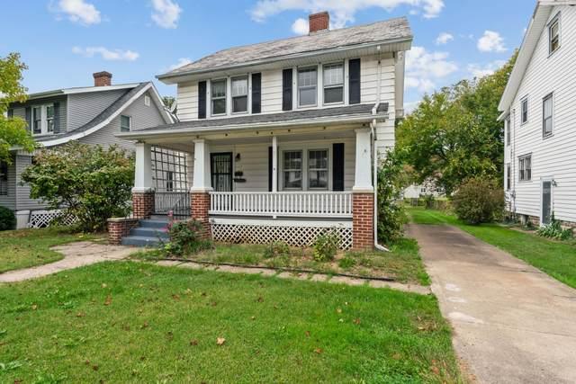 537 E 6th Avenue, Lancaster, OH 43130 (MLS #221040546) :: Signature Real Estate