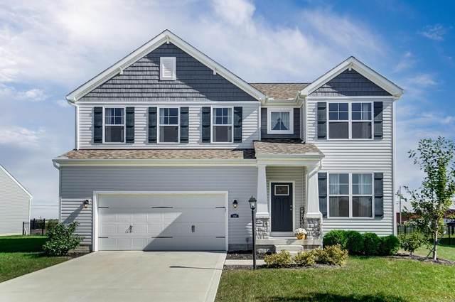 1150 Burrow Court, Marysville, OH 43040 (MLS #221040586) :: Signature Real Estate