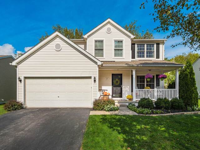 237 Crystal Petal Drive, Delaware, OH 43015 (MLS #221040683) :: Sandy with Perfect Home Ohio
