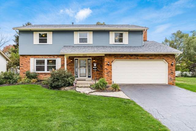1805 Staffordshire Road, Columbus, OH 43229 (MLS #221040729) :: ERA Real Solutions Realty