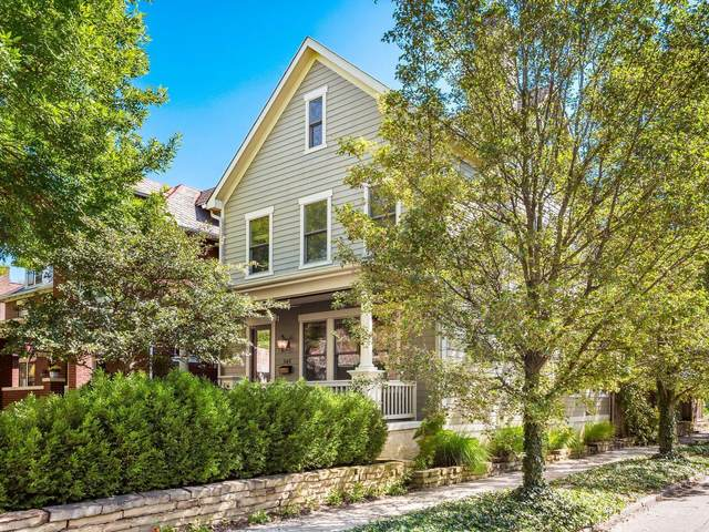 345 Forest Street, Columbus, OH 43206 (MLS #221040785) :: Greg & Desiree Goodrich | Brokered by Exp