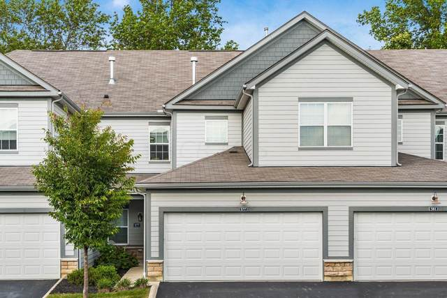 577 Wintergreen Way, Lewis Center, OH 43035 (MLS #221040972) :: Sandy with Perfect Home Ohio