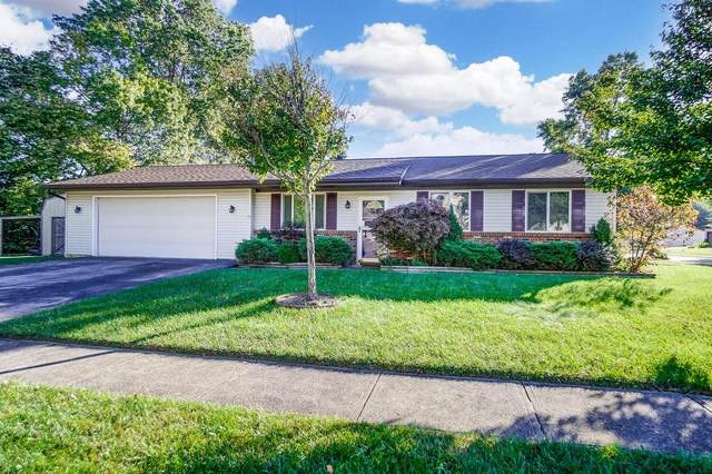3640 Crenshaw Drive, Columbus, OH 43230 (MLS #221040996) :: Sandy with Perfect Home Ohio