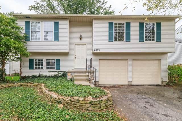 6883 Bennell Drive, Reynoldsburg, OH 43068 (MLS #221041077) :: Signature Real Estate