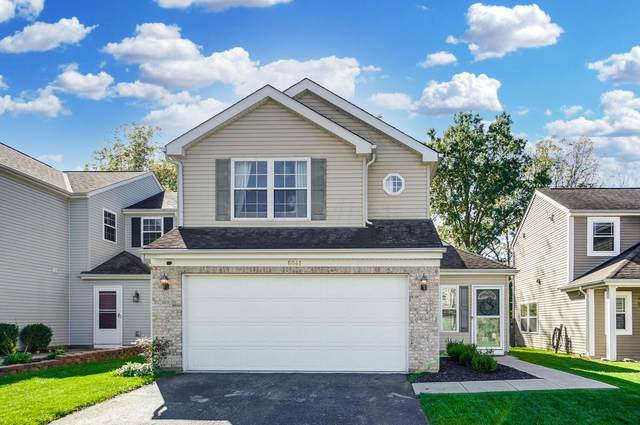 6841 Riding Trail Drive, Canal Winchester, OH 43110 (MLS #221041124) :: Berkshire Hathaway HomeServices Crager Tobin Real Estate