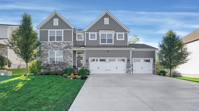 606 Preston Trails Drive, Pickerington, OH 43147 (MLS #221041152) :: Signature Real Estate