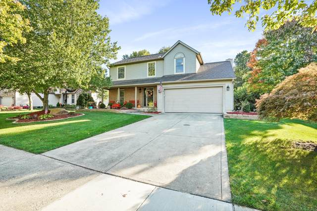 483 Ablemarle Circle, Delaware, OH 43015 (MLS #221041432) :: Millennium Group