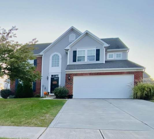5915 Platinum Drive, Grove City, OH 43123 (MLS #221041623) :: Sandy with Perfect Home Ohio
