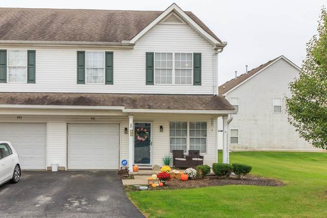 491 Fullers Circle, Pickerington, OH 43147 (MLS #221041762) :: Exp Realty