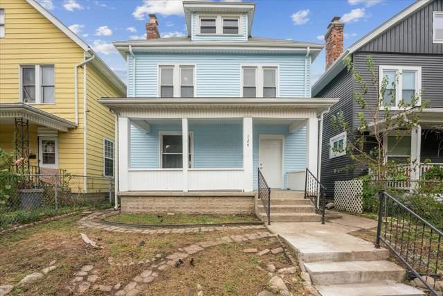 124 Dana Avenue, Columbus, OH 43222 (MLS #221041980) :: Susanne Casey & Associates