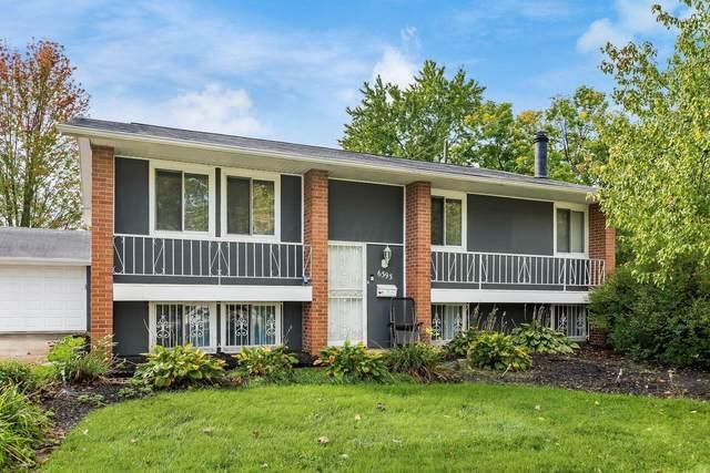 6393 Retton Road, Reynoldsburg, OH 43068 (MLS #221042024) :: Susanne Casey & Associates