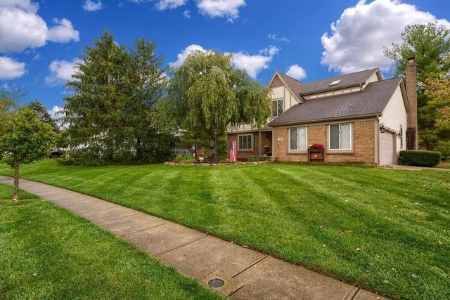 7300 Old Creek Lane, Canal Winchester, OH 43110 (MLS #221042074) :: Berkshire Hathaway HomeServices Crager Tobin Real Estate