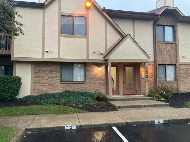 2221 Hedgerow Road 2221E, Columbus, OH 43220 (MLS #221042087) :: ERA Real Solutions Realty