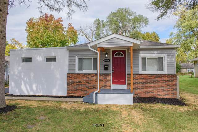 2036 Melrose Avenue, Columbus, OH 43224 (MLS #221042114) :: Sandy with Perfect Home Ohio