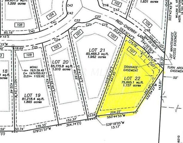 107 Red Cherry Lane, Granville, OH 43023 (MLS #213018852) :: Core Ohio Realty Advisors