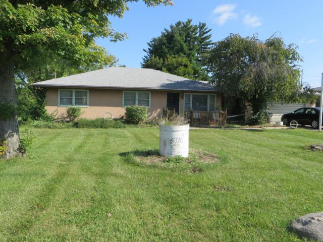 4070 W Dublin Granville Road, Dublin, OH 43017 (MLS #217032827) :: Keller Williams Excel